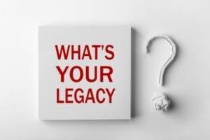 legacy will