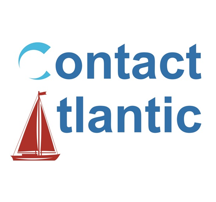 Contact Atlantic Logo Square