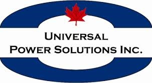 Universal Power Solutions logo