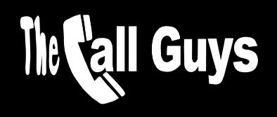 The Call Guys Logo 2020