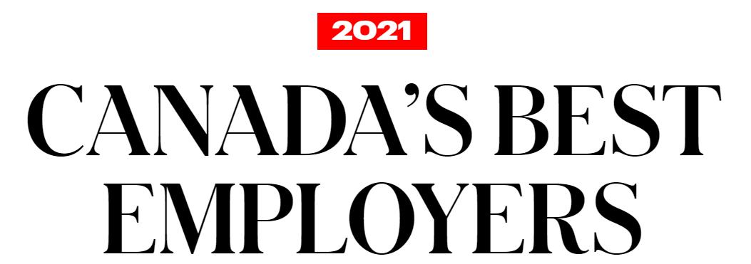 Forbest Best Employers heading