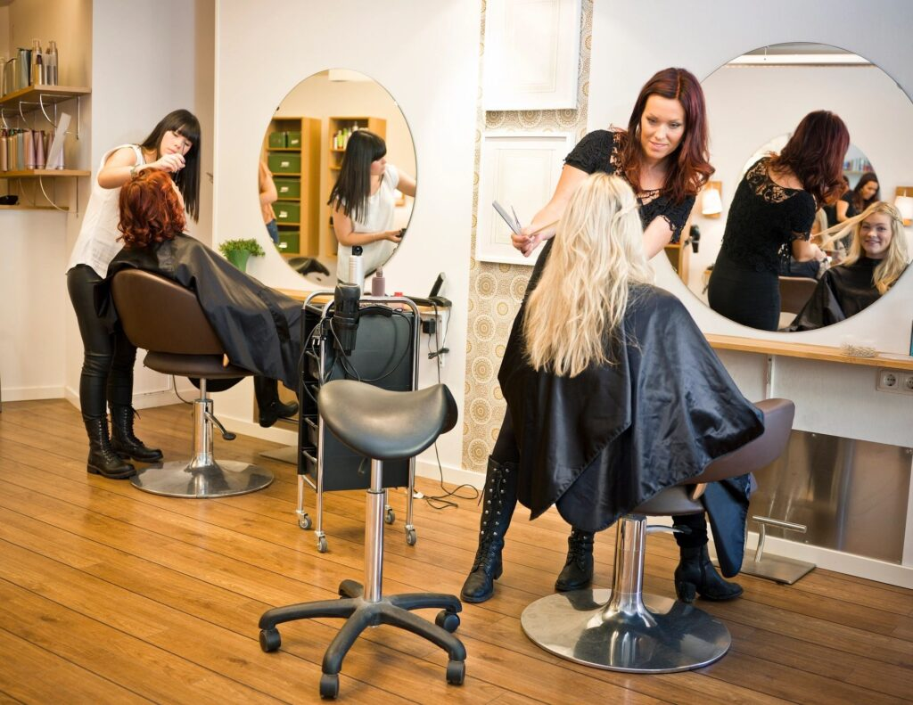 Fusion Hair Extensions Training Course