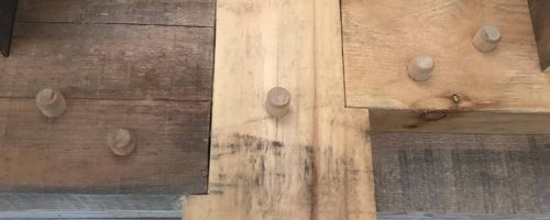 Sacred Building: Mortise and Tenon