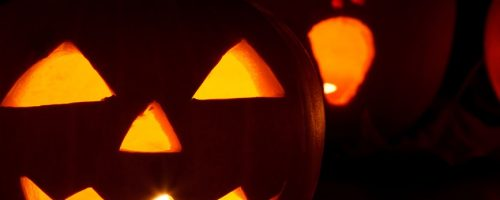 Spells, Pumpkins and the Deep Mystery of Being