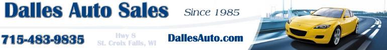 Dalles Auto Sales St Croix Falls, WI