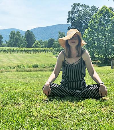Megan May : Yoga Instructor