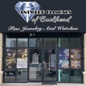 Antwerp Diamonds of Buckhead Jewelry And Fine Watches - 3637 Peachtree Road - B1 - Atlanta - G.A.