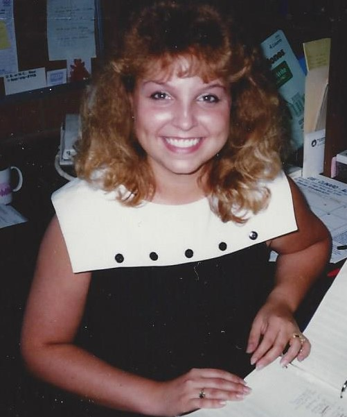 Gina Author of Southern Girl Flare in her 20's