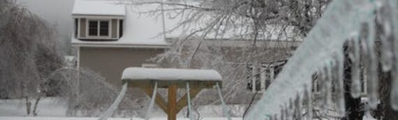 Tips to Avoid Winter Ice Damage to Your Home