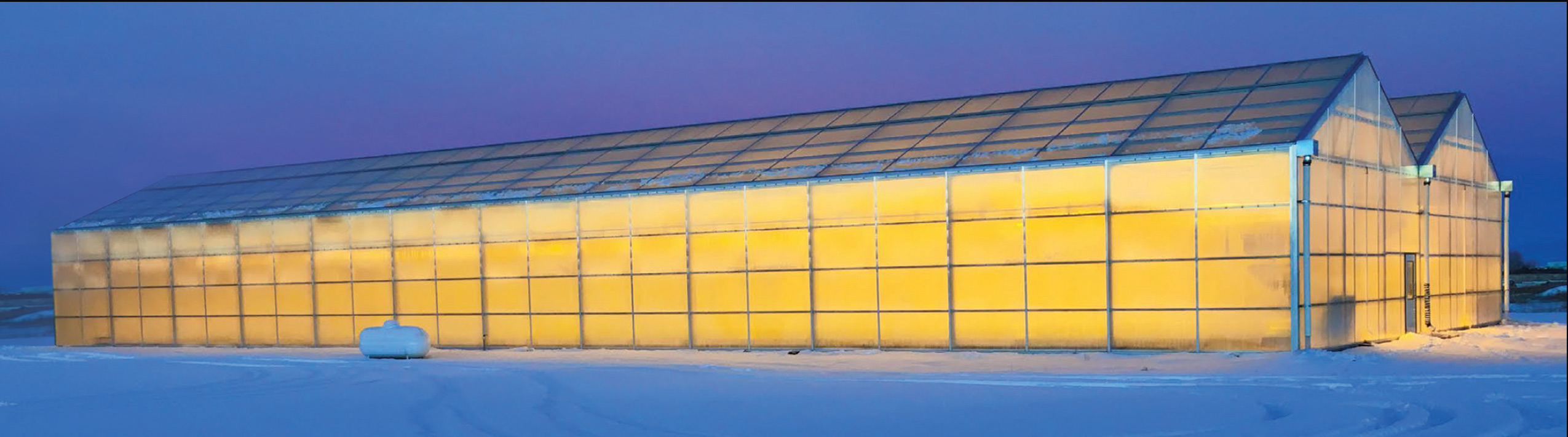 Forever Flowering Greenhouse Light Deprivation