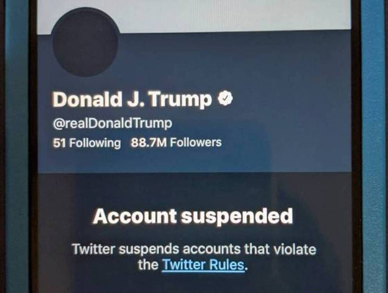 Section 230, the law used to ban Donald Trump on Twitter?