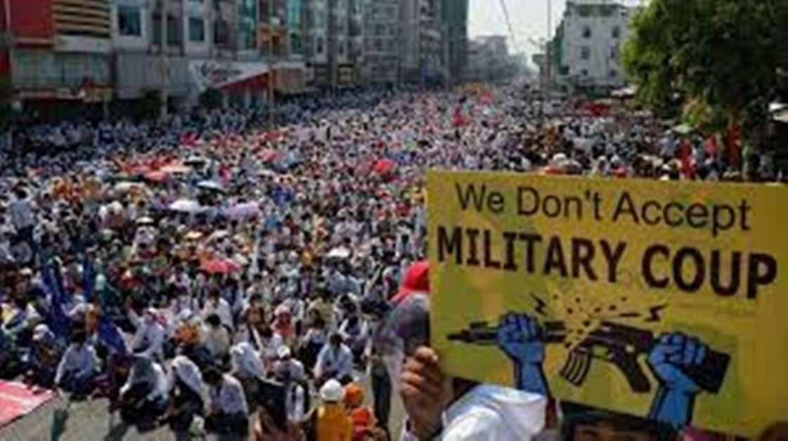 Daily-NEWS-Summary 27-03-2021-Burmese-forces-kill-dozens-in-deadliest-day-since-coup