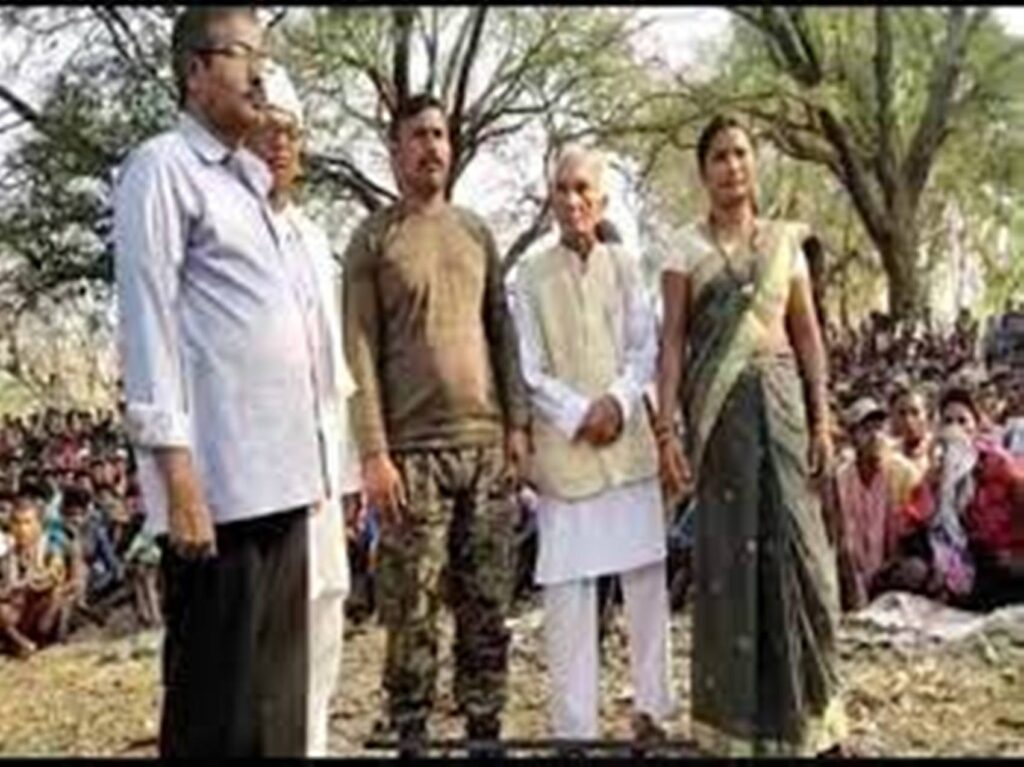 Daily-NEWS-Summary 08-04-2021-the-kidnapped-commando-identified-as-Rakeshwar-Singh-Minhas-was-handed-over-to-the-local-villagers