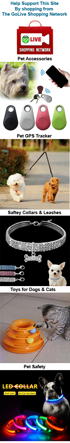 Online Pet Store shopping link