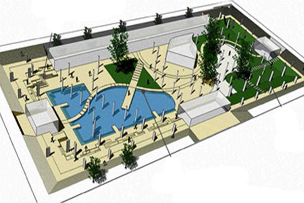 Pearl Academy Of Fashion Design 3 Acres Jaipur Rajasthan Oracles Landscape Architecture