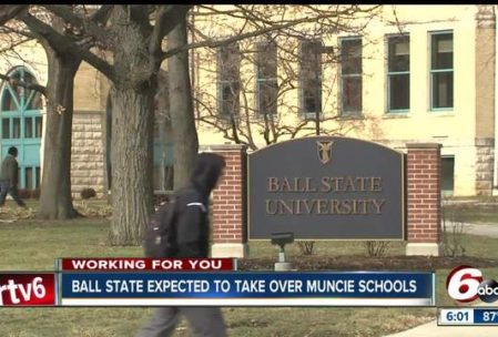 Professor Felix Rippy Op-Ed on The Ball State takeover of Muncie schools