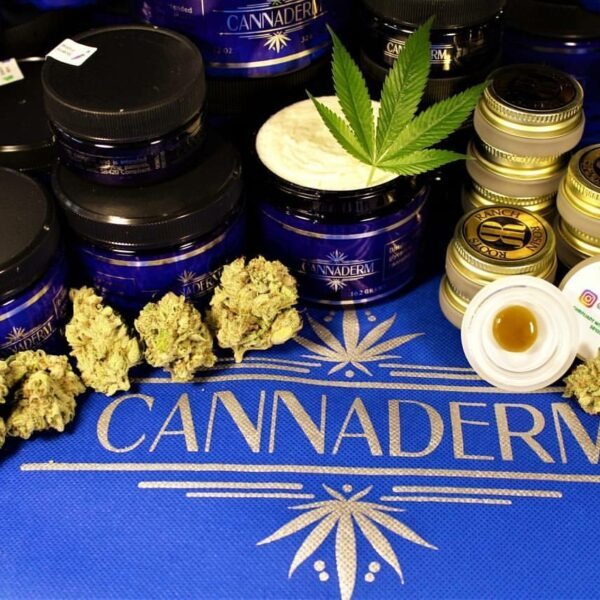 Cannaderm Topicals
