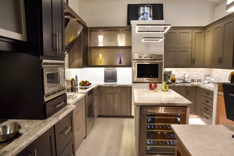 Brand new modern kitchen