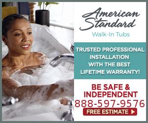 American Standard Walk-In Tubs