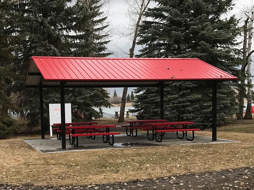 Custom park and playground equipment