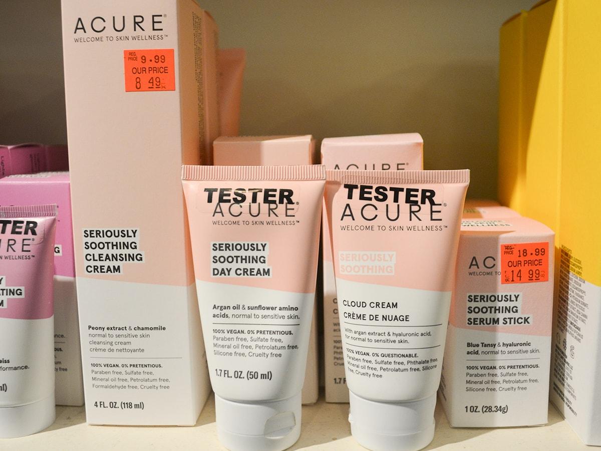 Acure Creams