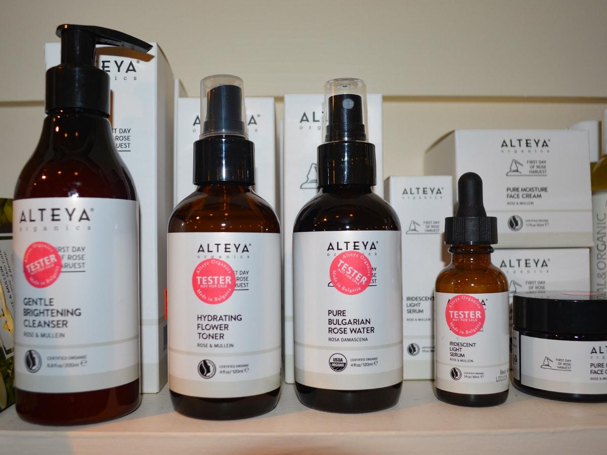 Alteya Product Line