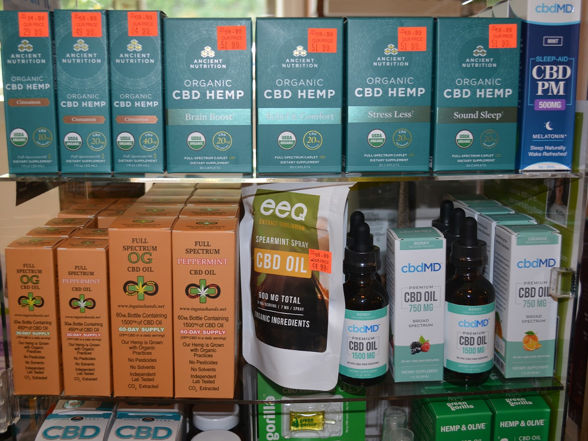 CBD Oil Hemp