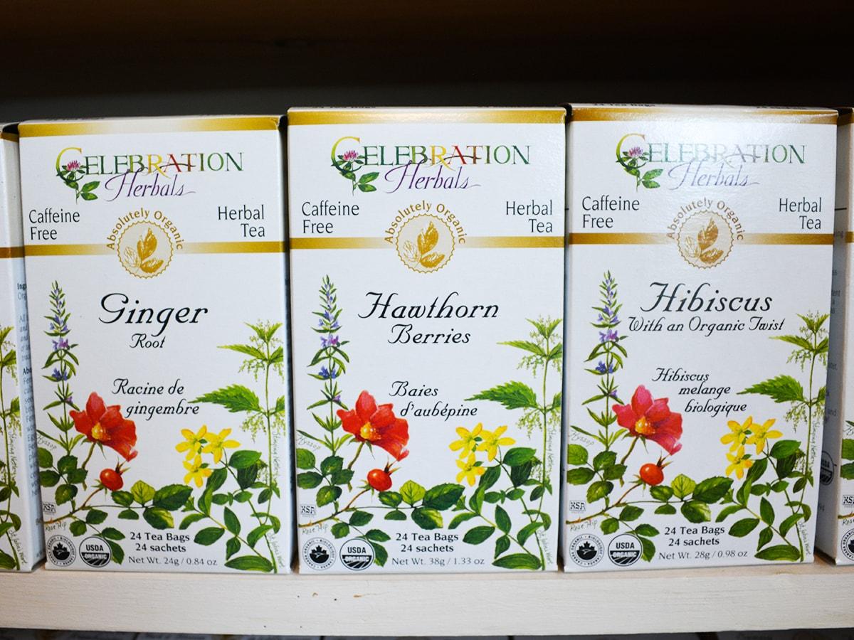 Celebration Herbals Hawthorn Berries