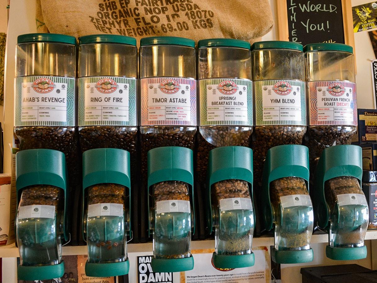 Coffee Beans Summer