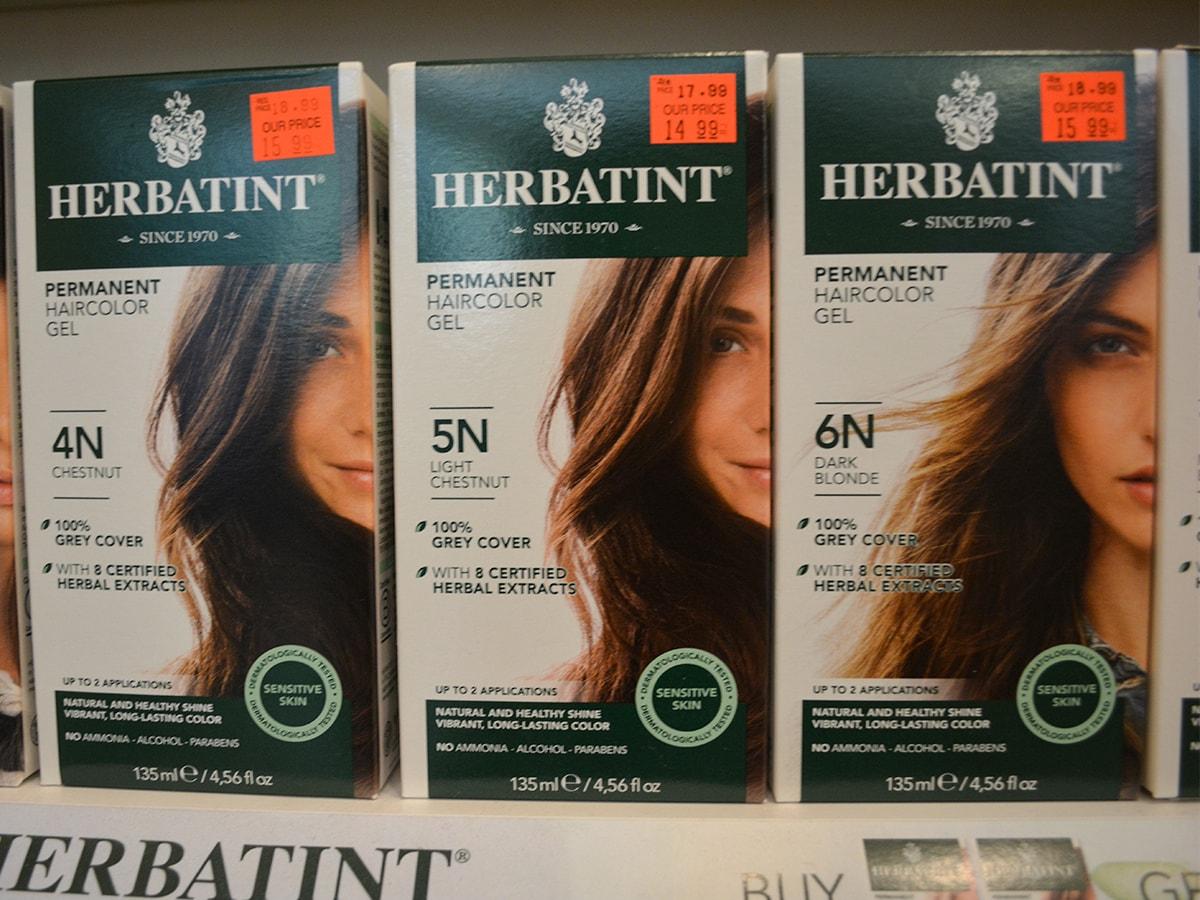 Herbatint New Line