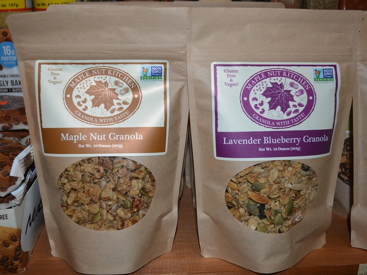 Maple Nut Kitchen Granola Maple Nut Lavender