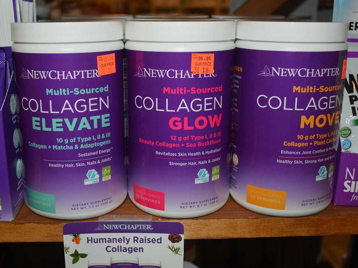 New Chapter Collagen