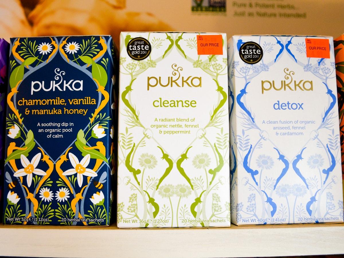 Pukka Cleanse Three