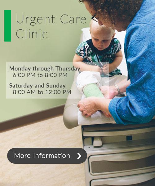Feature Urgent Care