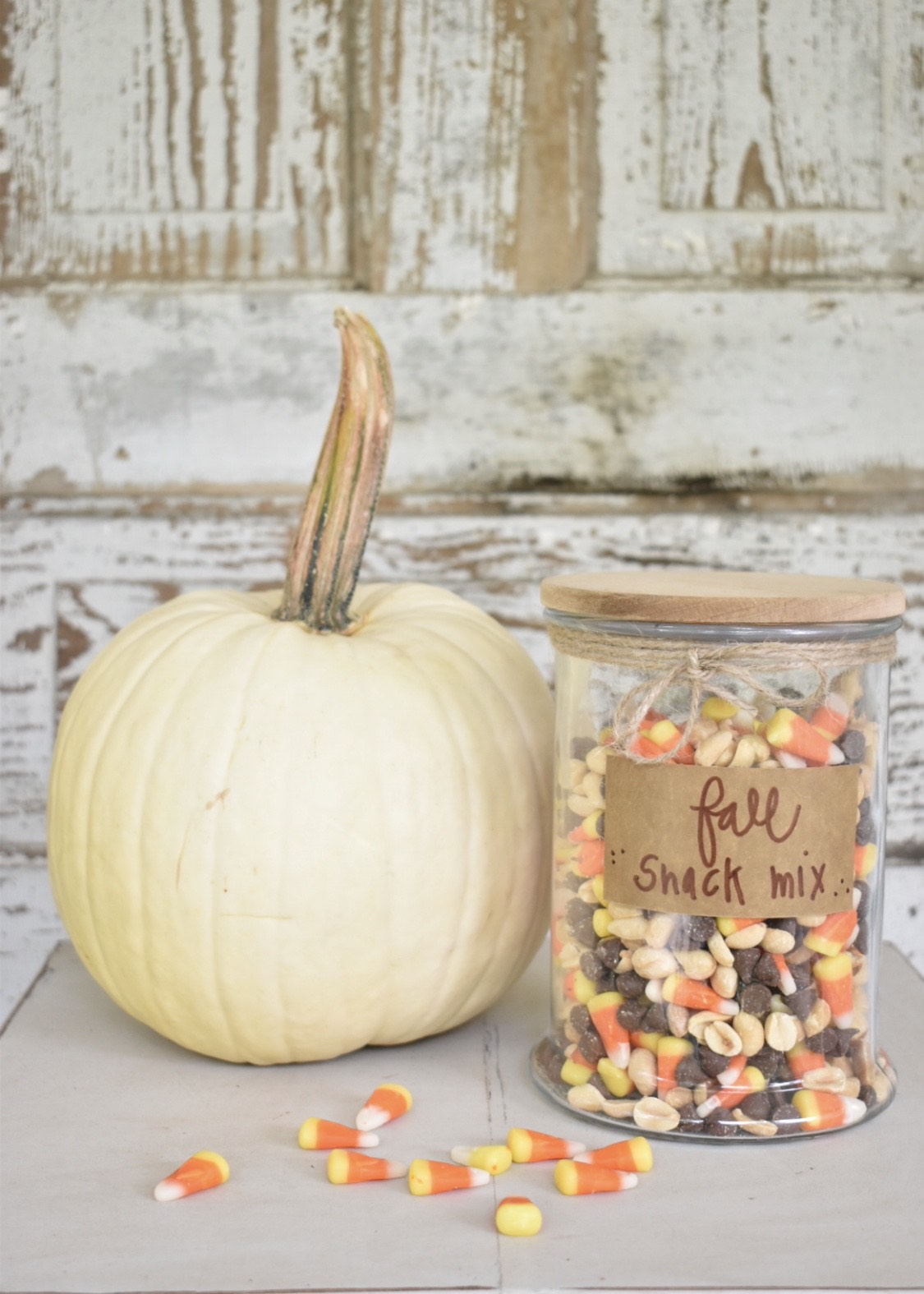 fall snack mix