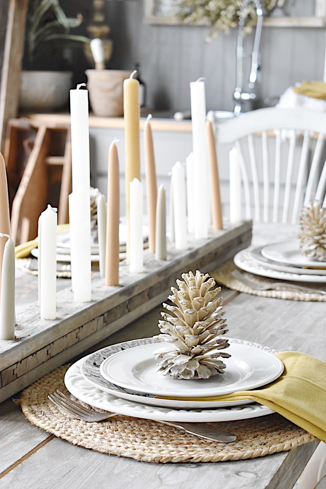 fall tablesetting