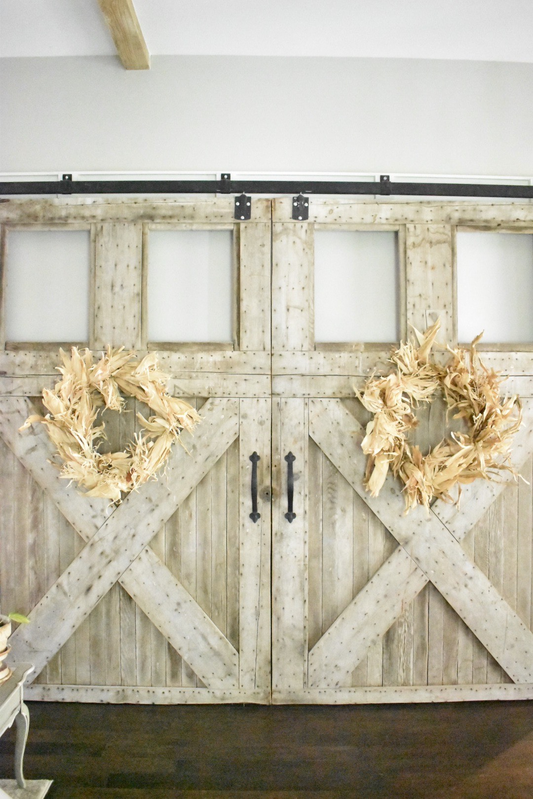 How to Make a Cornhusk Wreath