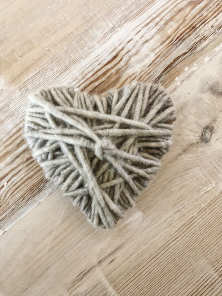 knotted yarn