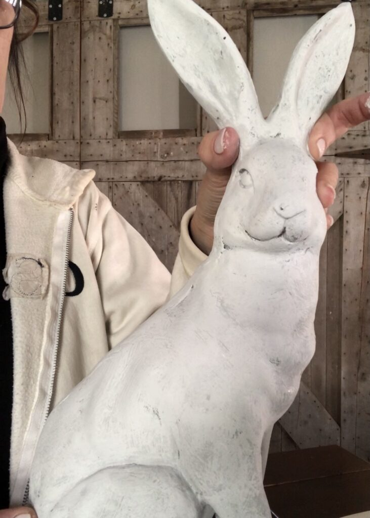 painted bunny tutorial