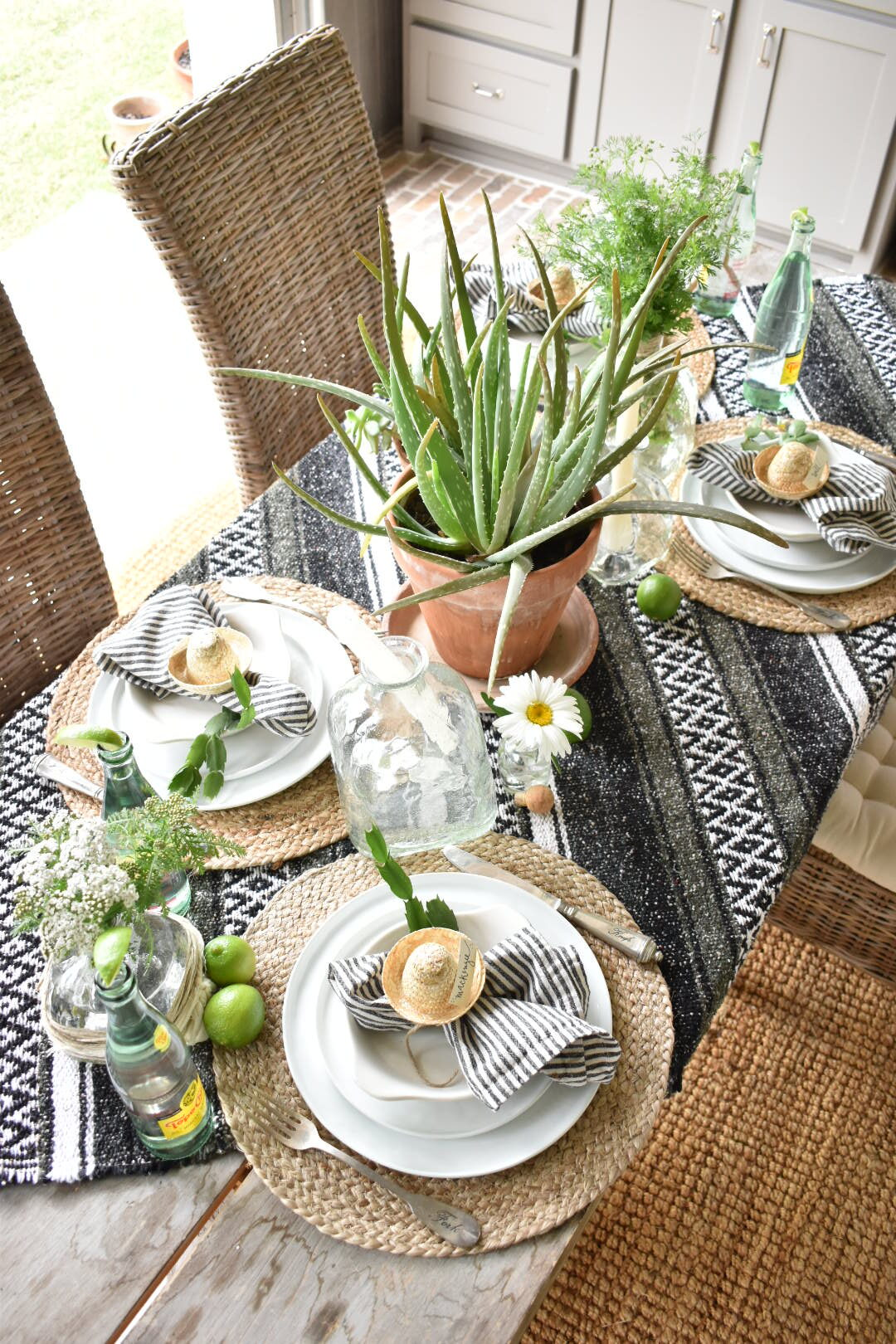 cinco de mayo tablescape