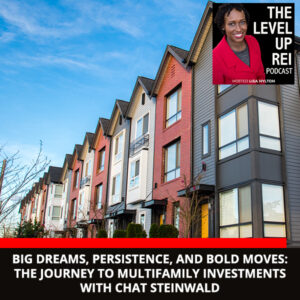 LUR Chat Sarmiento-Steinwald | Multifamily Investments