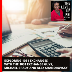 LUR Michael | 1031 Exchanges
