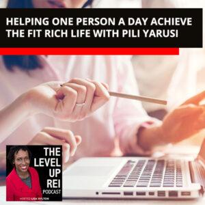 LUR Pili | Fit Rich Life