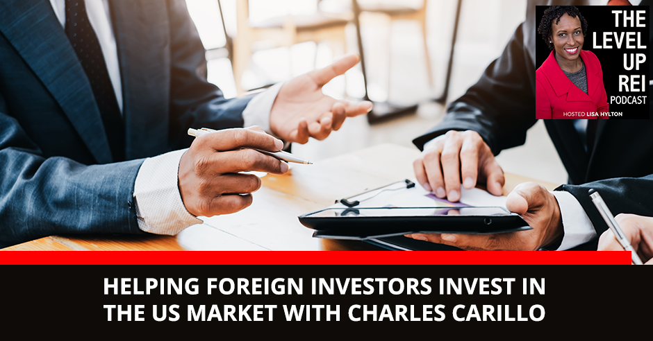 LUR Charles   Helping Foreign Investors