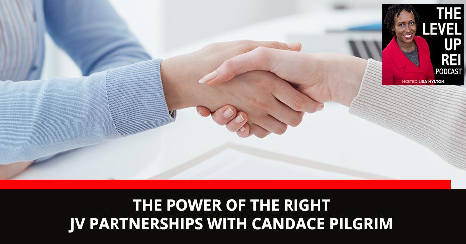 LUR Candace   JV Partnerships