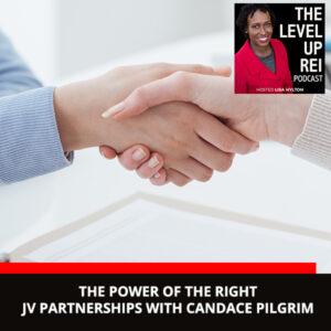 LUR Candace | JV Partnerships