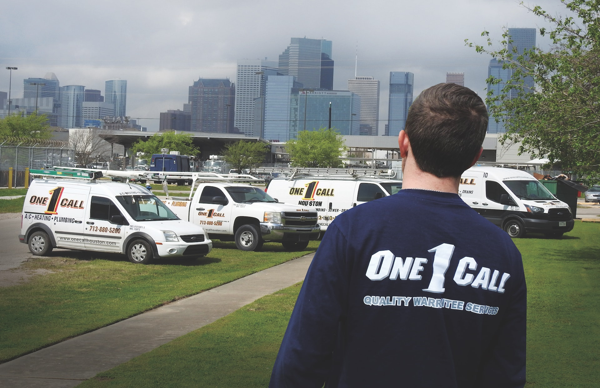 commercial ac and plumbing repairs in Houston with same day repairs