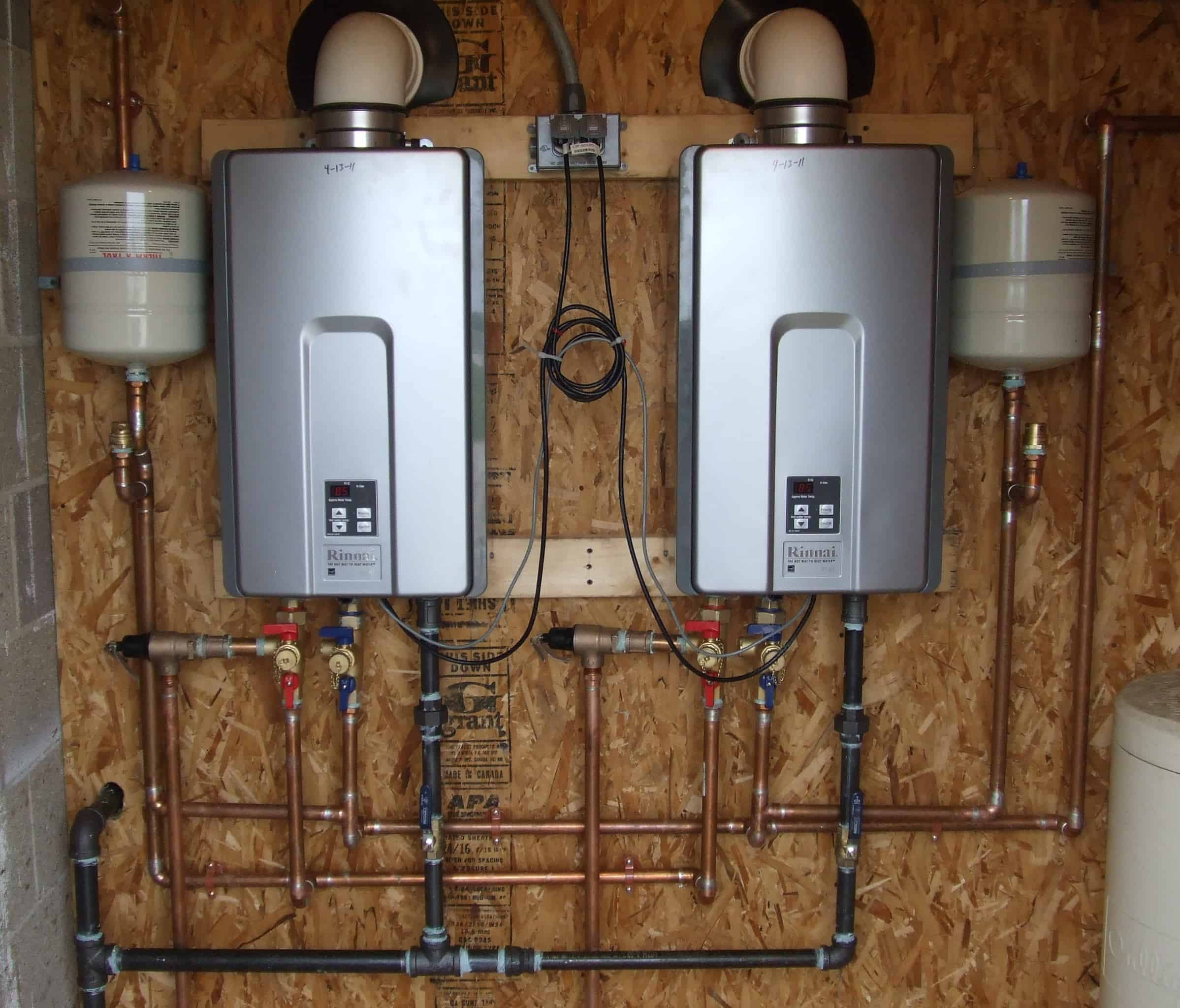 Water Heater Repair, Install or Upgrade to Tankless!