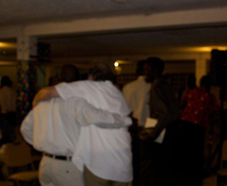 Haiti Hug