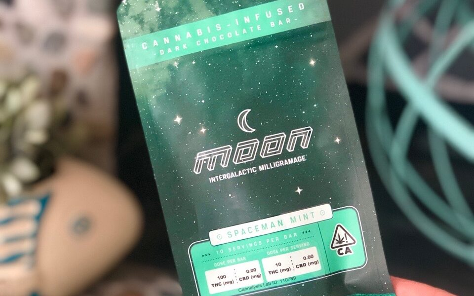 Review: Moon Cannabis Infused Chocolates